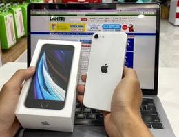 Trên tay iPhone SE 2020 đầu tiên tại Việt Nam