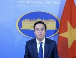 """Việt Nam phản đối Trung Quốc """"đặt tên"""" đảo trên Biển Đông"""