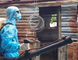 4 ổ bệnh sốt xuất huyết tấn công Sài Gòn giữa mùa dịch Covid-19