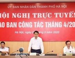 Chủ tịch Hà Nội: Không để doanh nghiệp làm loạn thị trường thiết bị y tế