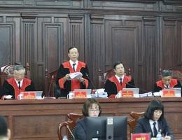 Không chấp nhận kháng nghị, giữ nguyên bản án với tử tù Hồ Duy Hải