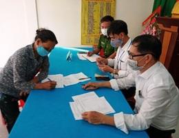 Ninh Bình: Phấn đấu chi hỗ trợ xong cho người lao động vào cuối tháng 7