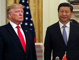 """Covid-19 khoét sâu mâu thuẫn Mỹ - Trung trên nhiều """"mặt trận"""""""