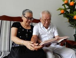 Cặp vợ chồng văn công từng vinh dự được biểu diễn phục vụ Bác Hồ