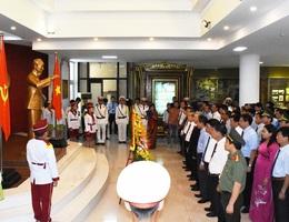 Thừa Thiên Huế tổ chức nhiều hoạt động mừng 130 năm ngày sinh Bác Hồ