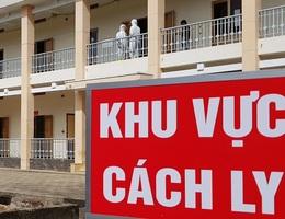 Thêm ca mắc Covid-19 mới là cháu bé 1 tuổi, Việt Nam có 328 trường hợp
