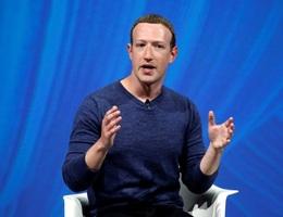 CEO Facebook trở thành người giàu thứ 3 thế giới