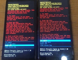 """Điện thoại Samsung tại Việt Nam bị """"đột tử"""" hàng loạt"""