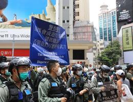 """Cơn địa chấn nếu Mỹ tước bỏ """"vị thế đặc biệt"""" của Hong Kong"""