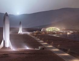 """""""Hack"""" DNA của các phi hành gia để có thể định cư trên sao Hỏa"""