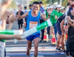 Giải marathon quốc tế Đà Nẵng năm 2020