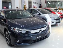 Thị trường ô tô Việt sụt giảm 30% trong nửa đầu năm 2020