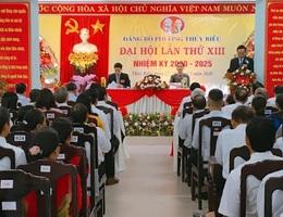 Kỷ luật 4 cán bộ vi phạm bầu cử ở Đại hội Đảng bộ phường
