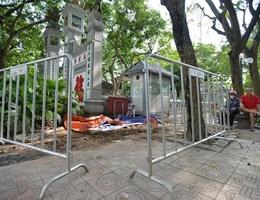 7 ngôi mộ được phát hiện ở đền Ngọc Sơn không phải cổ mộ