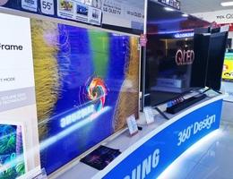 Thị trường TV đua nhau giảm giá trong tháng 6