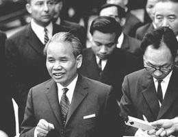 Xuân Thủy: Chủ tịch đầu tiên của Hội Nhà báo Việt Nam