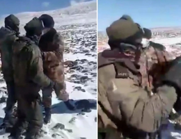 Xuất hiện video nghi binh sĩ Trung - Ấn ẩu đả giữa lúc căng thẳng