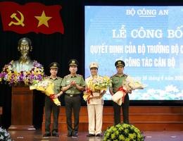 Đại tá Lê Khắc Thuyết  được bổ nhiệm tân Giám đốc Công an Hà Tĩnh