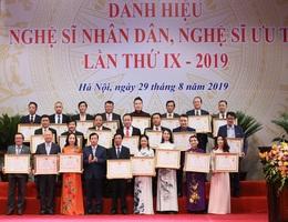 Đề xuất quy định thu hồi danh hiệu Nghệ sĩ Nhân dân, Nghệ sĩ Ưu tú