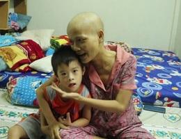 Rớt nước mắt hoàn cảnh cô giáo ung thư đau đớn ước một lần trở lại trường