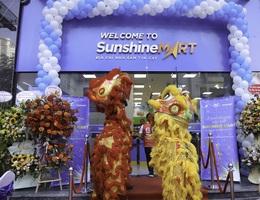 """Sunshine Group mở rộng """"miếng bánh"""" bán lẻ với việc khai trương thêm 1 siêu thị tại Tây Hồ Tây"""