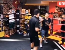Thách đấu võ sĩ boxing, môn đồ Vịnh Xuân Quyền nhận cái kết đắng