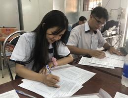 TPHCM: Không ít thí sinh đăng ký 19-20 nguyện vọng xét tuyển Đại học