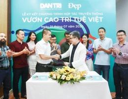 """""""Vươn cao trí tuệ Việt"""" tôn vinh những gương mặt nổi bật ở nhiều lĩnh vực"""