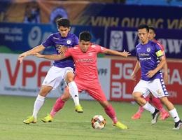 Sài Gòn FC gây sốc với thành tích bất bại ở V-League 2020