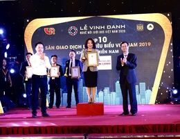 """Sàn Nam Long """"công phá"""" những giải thưởng danh giá trong và ngoài nước"""