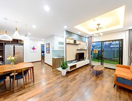Chỉ từ 1,6 tỷ đồng sở hữu ngay căn hộ trung tâm phía Tây Nam Thủ đô
