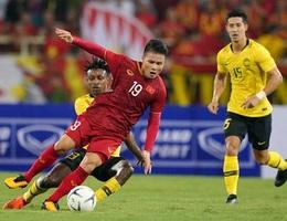 Giá trị cầu thủ tăng vọt, đội tuyển Việt Nam vượt qua Malaysia