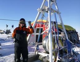 Đại dương dưới lớp băng Nam Cực cất giữ bí mật về khí hậu Trái Đất