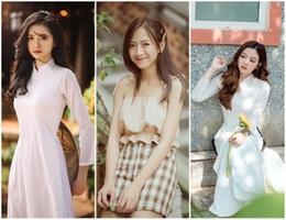 Những nữ sinh ngành Y, Dược sở hữu nhan sắc trong veo tựa nắng mai