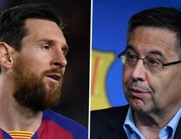 Chủ tịch Barcelona chính thức lên tiếng về tương lai của Messi