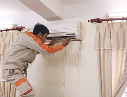 """""""Mê hồn trận"""" dịch vụ sửa chữa điện tử, điện lạnh"""