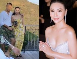 """Bị nghi hẹn hò với chồng cũ Quỳnh Nga """"Cá sấu chúa"""", Quỳnh Thư nói gì?"""