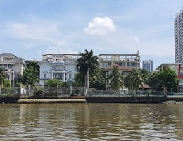"""Sông Sài Gòn vẫn có nhiều """"điểm nóng"""" ô nhiễm"""