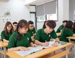 Trường Hòa Bình - La Trobe - Hà Nội tuyển sinh vào lớp 10 năm học 2020 - 2021