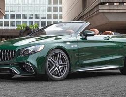 Cuộc chơi màu sắc của Mercedes-Benz