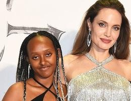 Lần hiếm hoi nghe Angelina Jolie nói về con gái nuôi Zahara