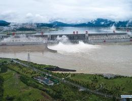 Phép thử lớn cho đập Tam Hiệp mùa mưa lũ bất thường ở Trung Quốc
