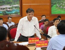 Chủ tịch tỉnh Hòa Bình: Mục tiêu cao nhất tổ chức thi tốt nghiệp nghiêm túc