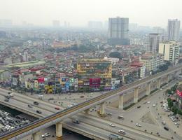 Vinaconex đề xuất xây mới 6 toà chung cư, cao nhất 50 tầng tại khu tập thể cũ