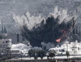 Thổ Nhĩ Kỳ đặt điều kiện trợ giúp phương Tây tại điểm nóng Kobane