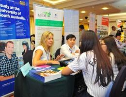 26 trường ĐH Úc và các ngành học HOT tại Triễn lãm du học tại Việt Nam