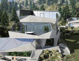 Ngôi nhà có kiến trúc đặc biệt bảo vệ con người khỏi virus corona