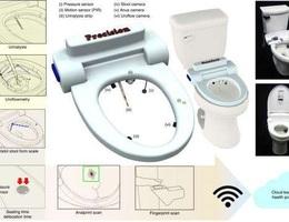 Toilet có khả năng phát hiện ung thư