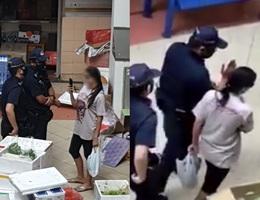 Singapore: Bị phạt 300 USD vì đi ăn trưa không đeo khẩu trang