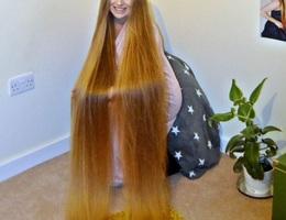 """Nuôi tóc dài như """"công chúa tóc mây"""" để quyến rũ người khác phái"""